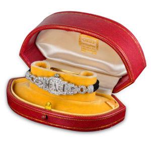 Cartier Art Deco Watch